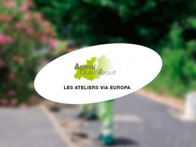 LES ATELIERS VIA EUROPA
