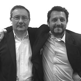 Alain OLIVES & Marc DEFOS du RAU